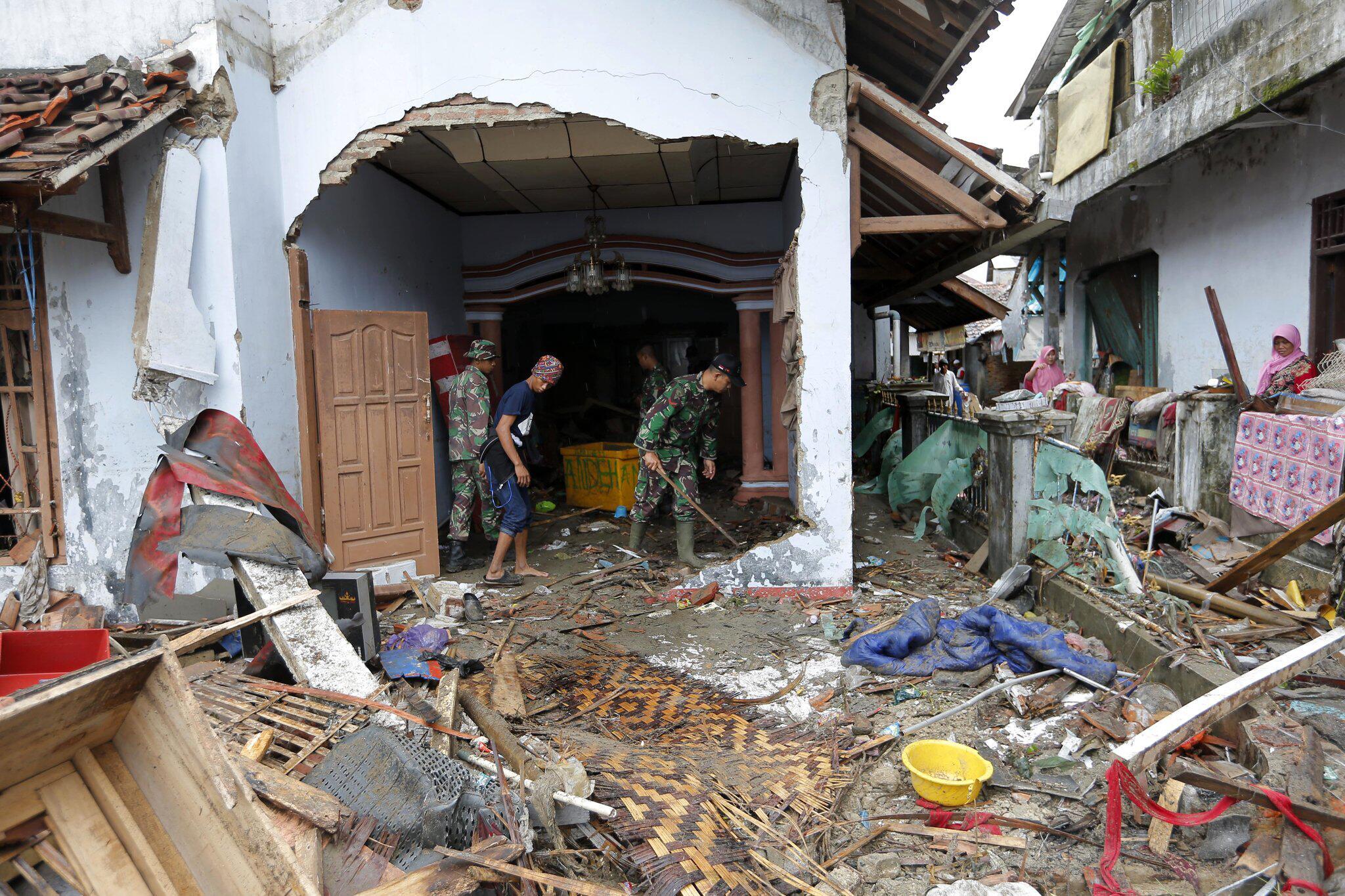 Bild zu Indonesien Tsunami