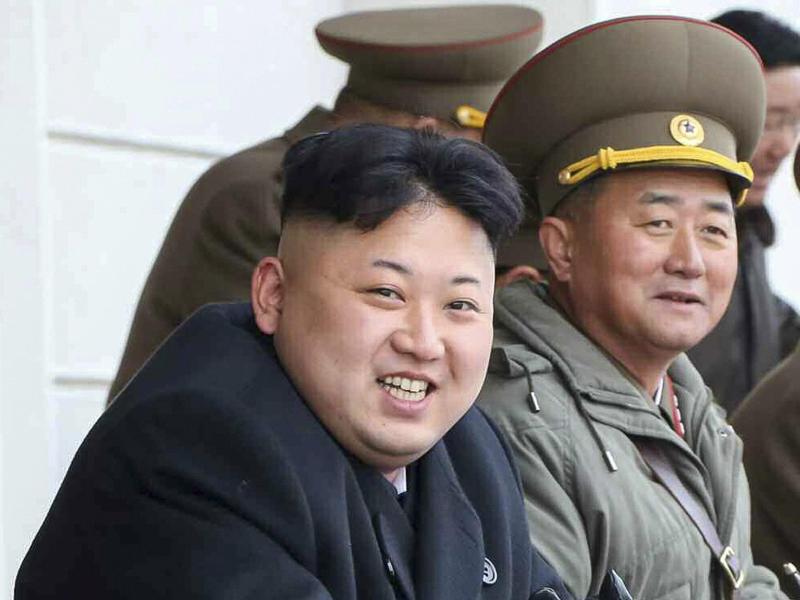Bild zu Kim Jong-Un