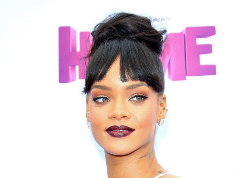 Bild zu Rihanna