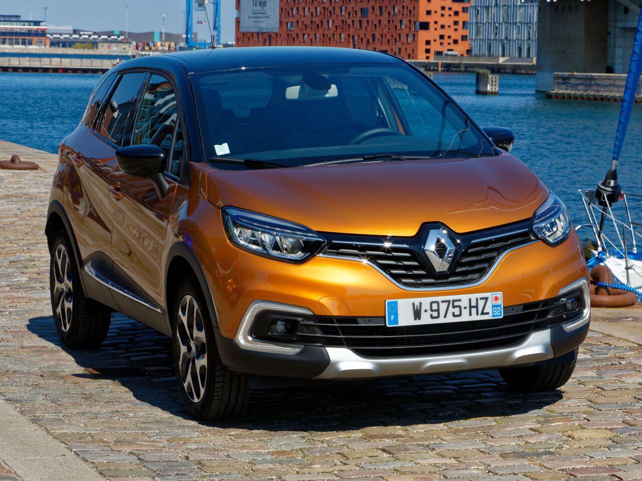 Bild zu Platz 2: Renault Captur