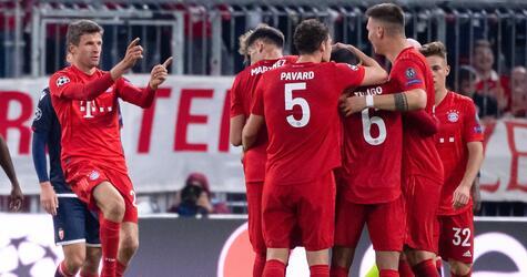 Bayern München - Roter Stern Belgrad