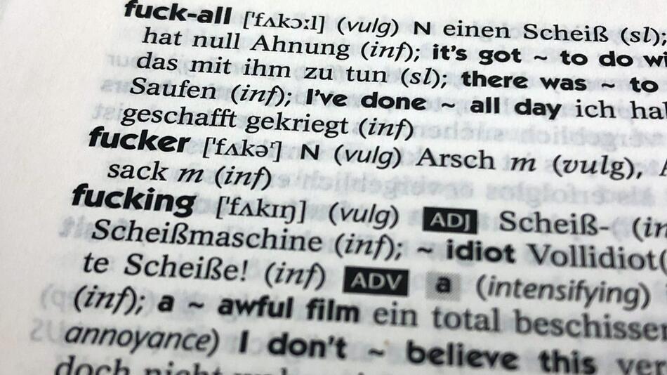 Wie sich Schimpfwörter ändern