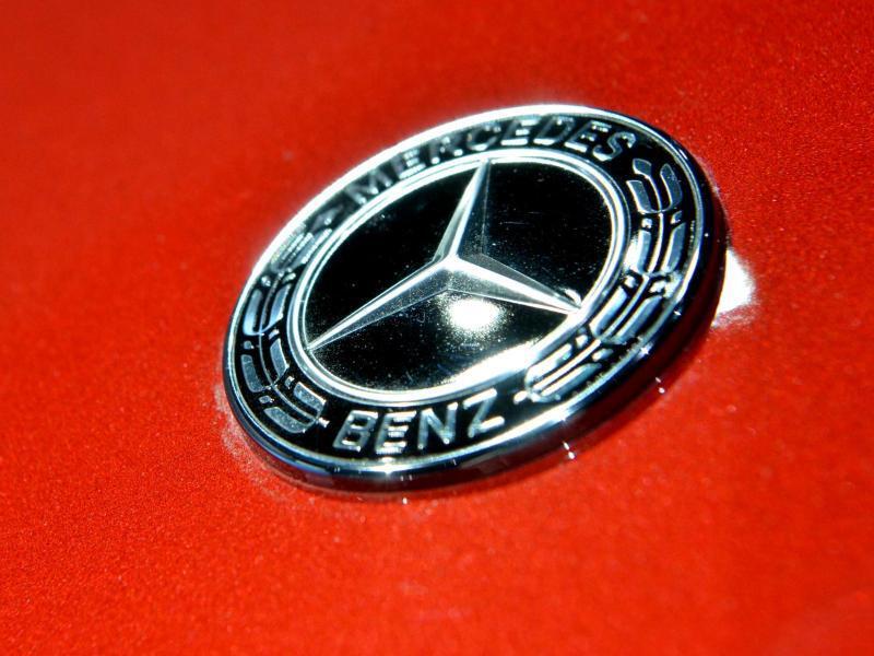 Bild zu Daimler