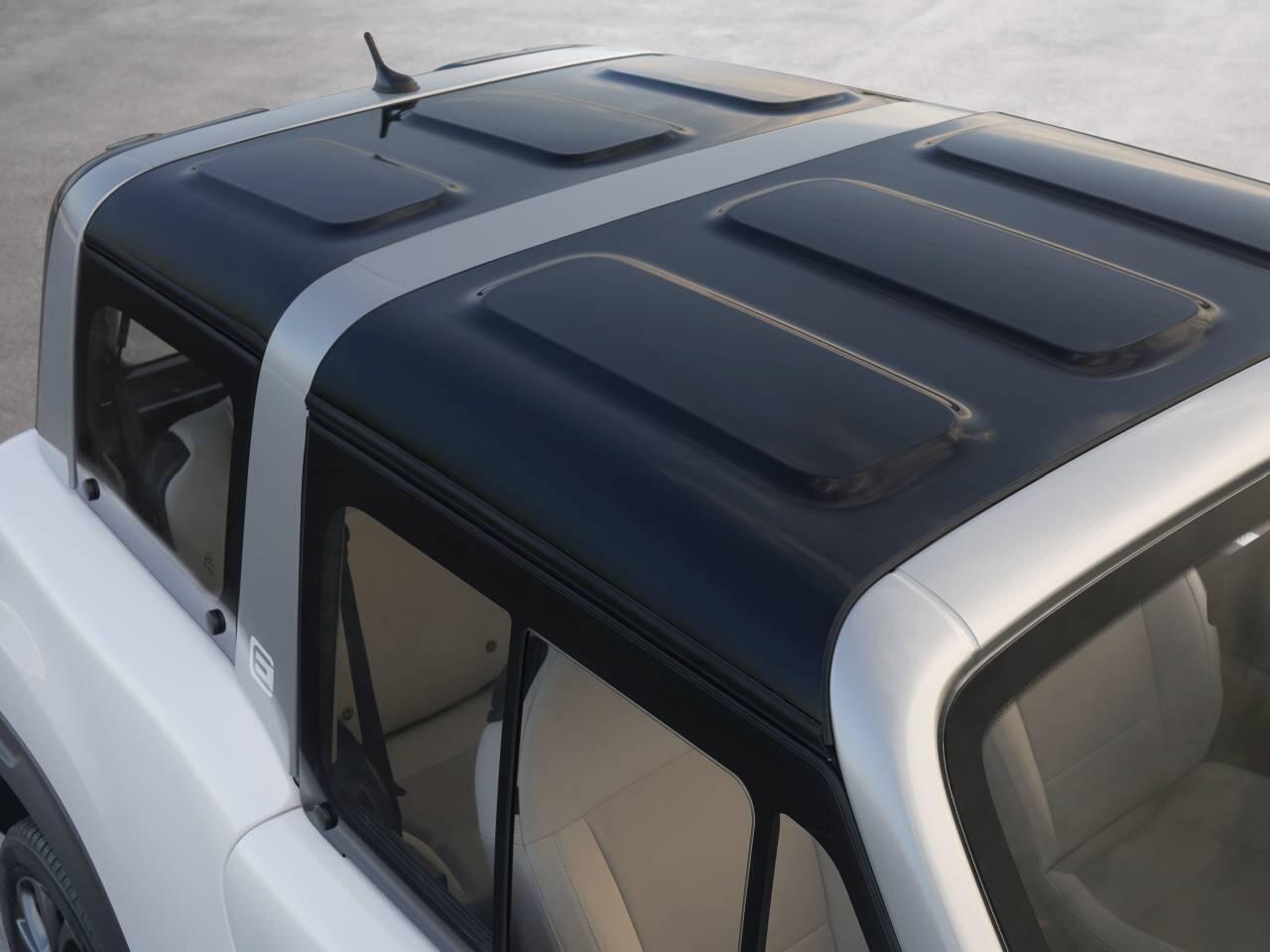 Bild zu Citroën E-Mehari Dachkonzeot