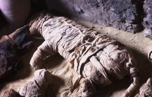 Ägypten, Mumien, Grabkammern,