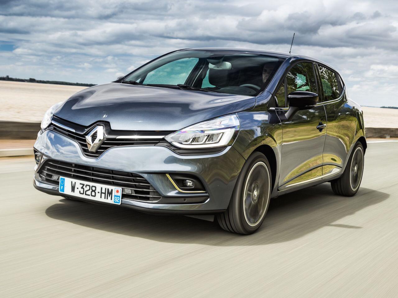 Bild zu Platz 1: Renault Clio