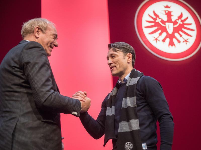 Bild zu Eintracht-Duo