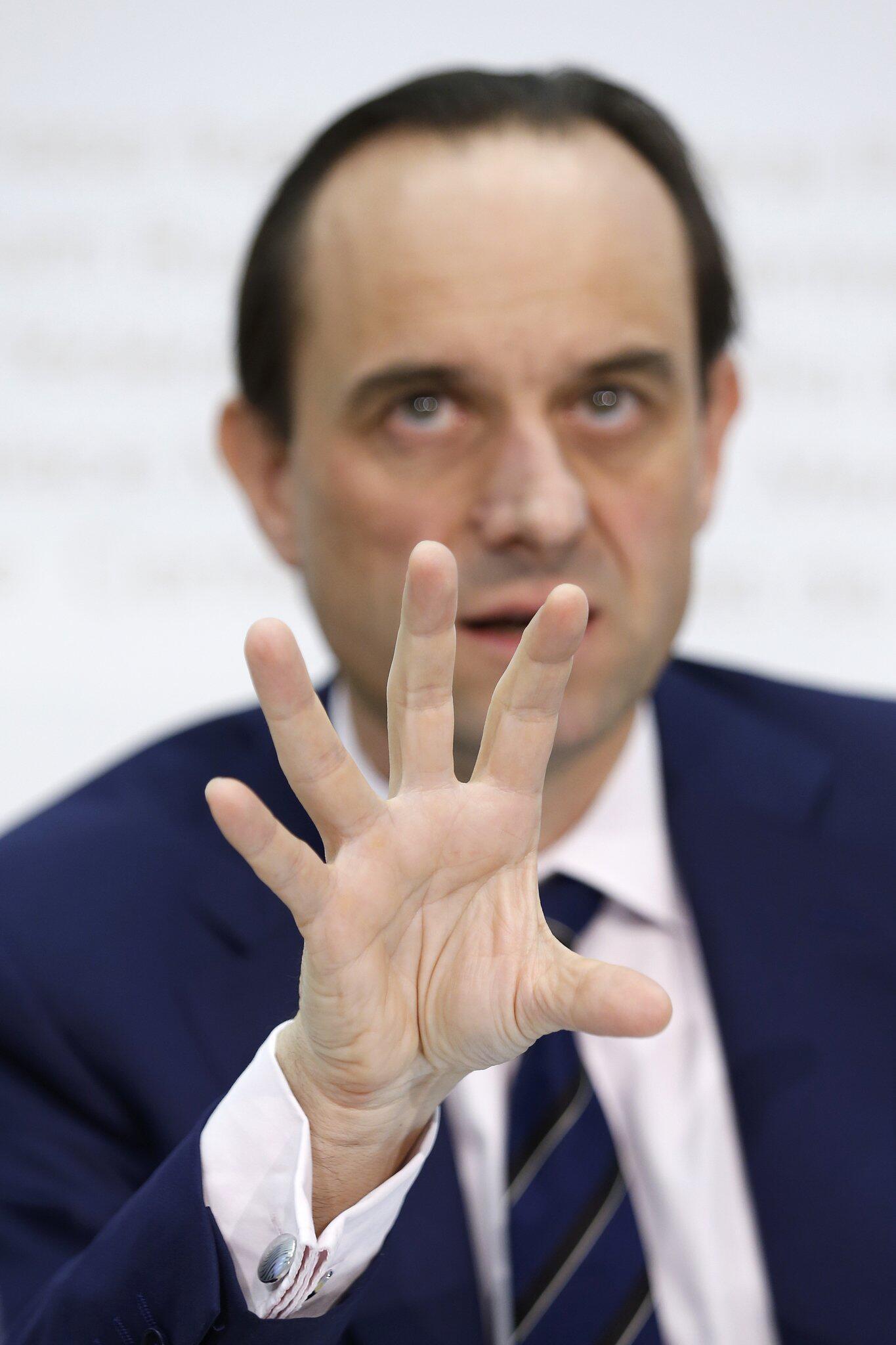 Bild zu Chef der Schweizer Finanzmarktaufsicht warnt vor mehr Cyberattack