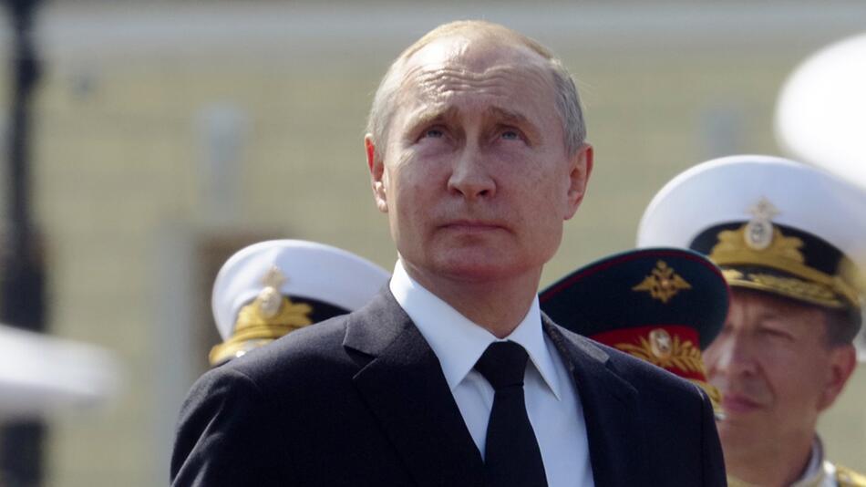 Tag der Marine in Russland