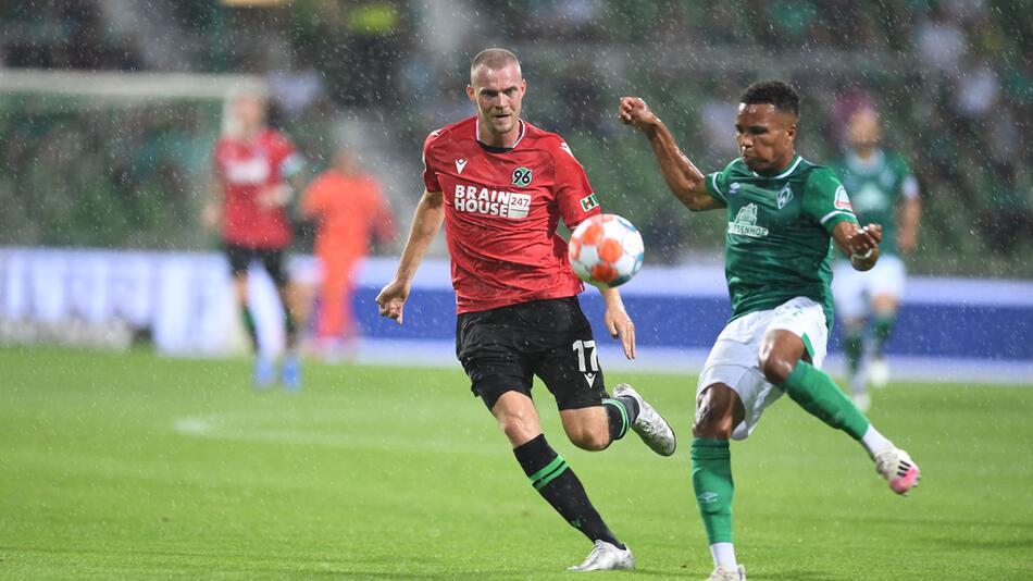 Werder Bremen - Hannover 96