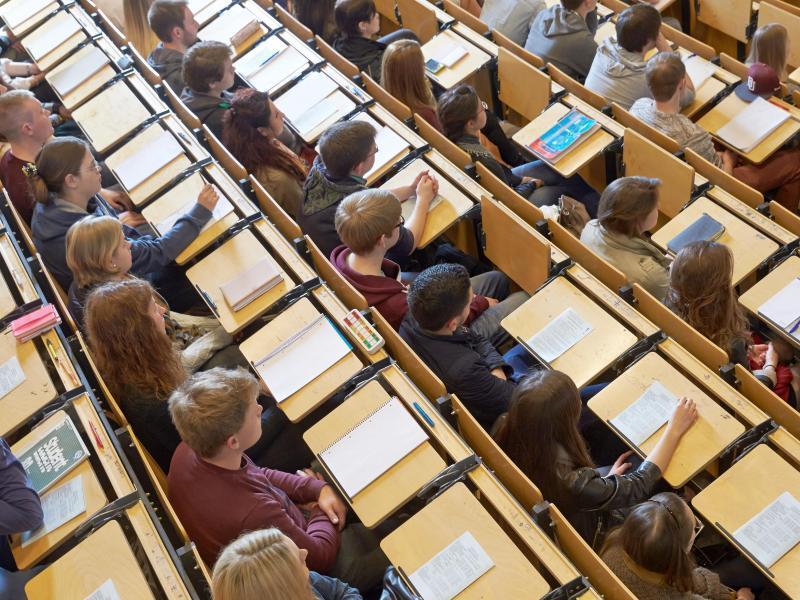 Bild zu Masterstudiengänge in Deutschland