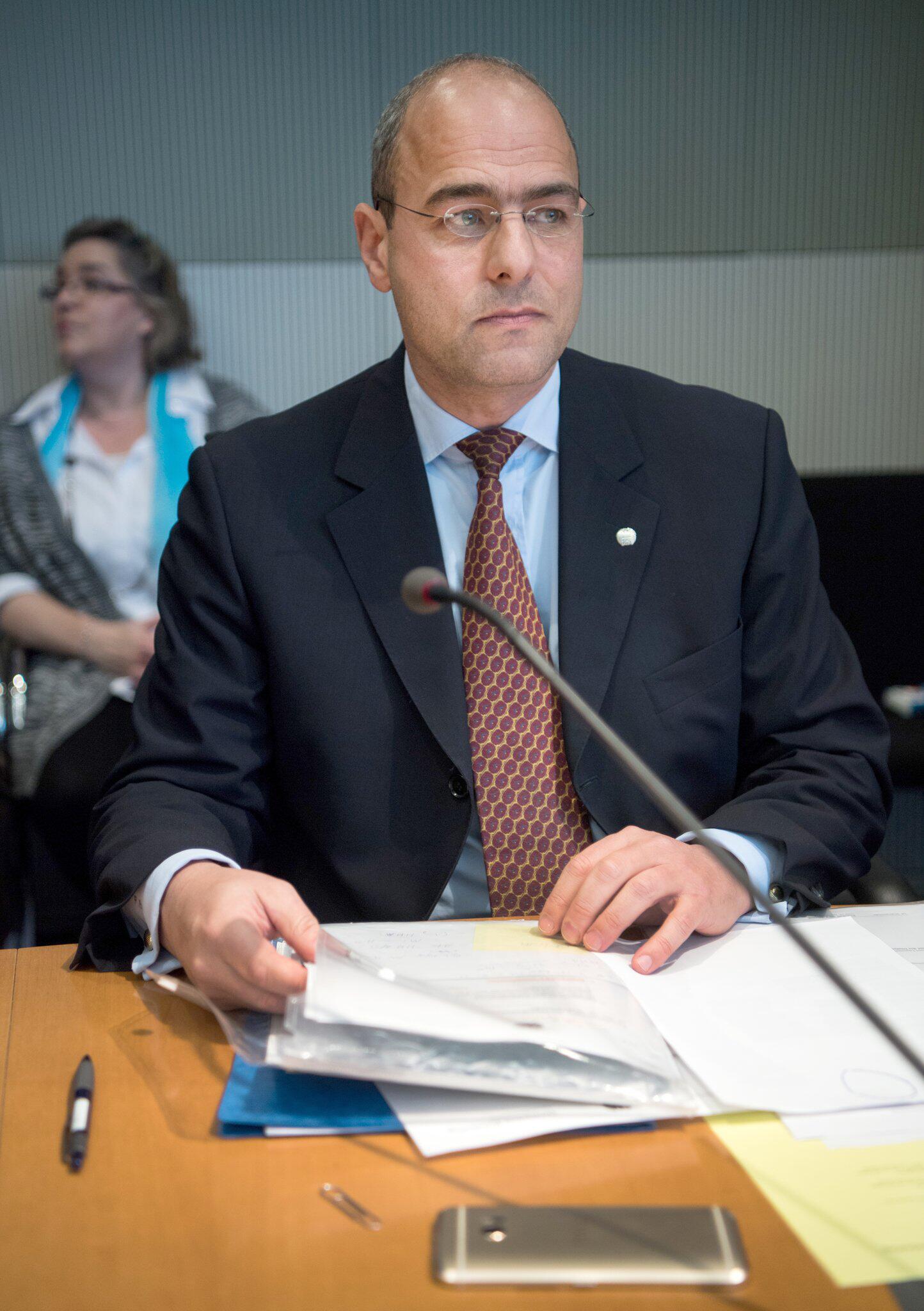 Bild zu Inaugural meeting of expert committees of the German Bundestag