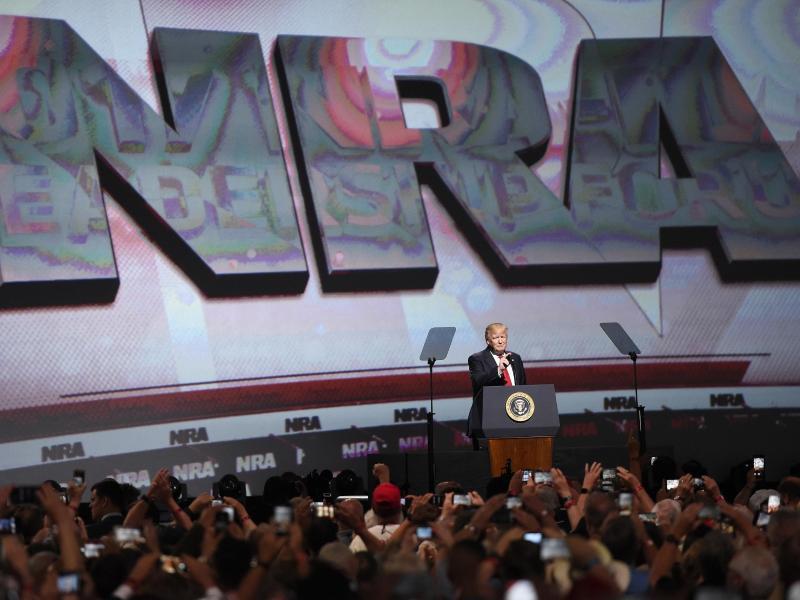 Bild zu Waffenlobby NRA