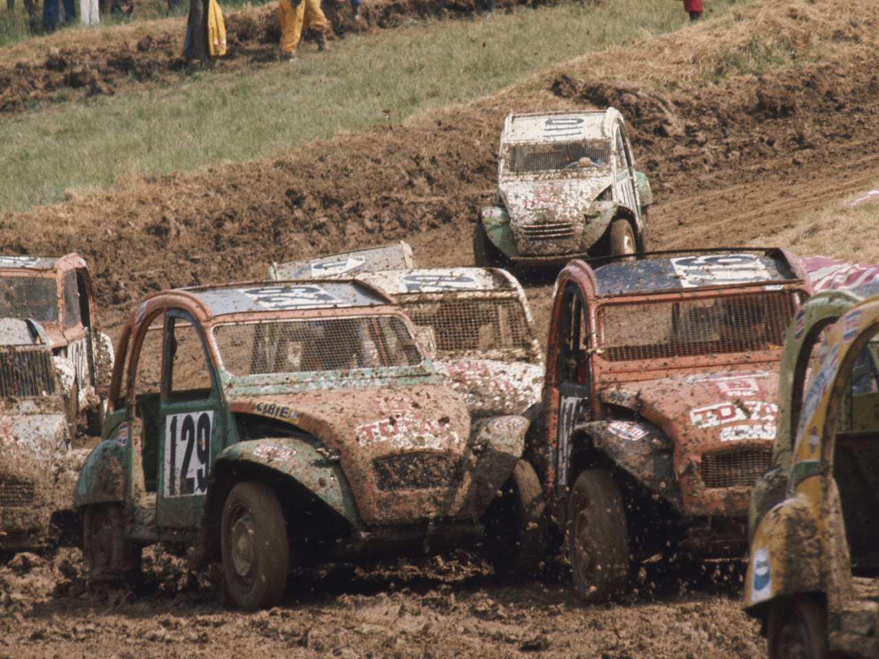 Bild zu Jahre Citroën 2CV
