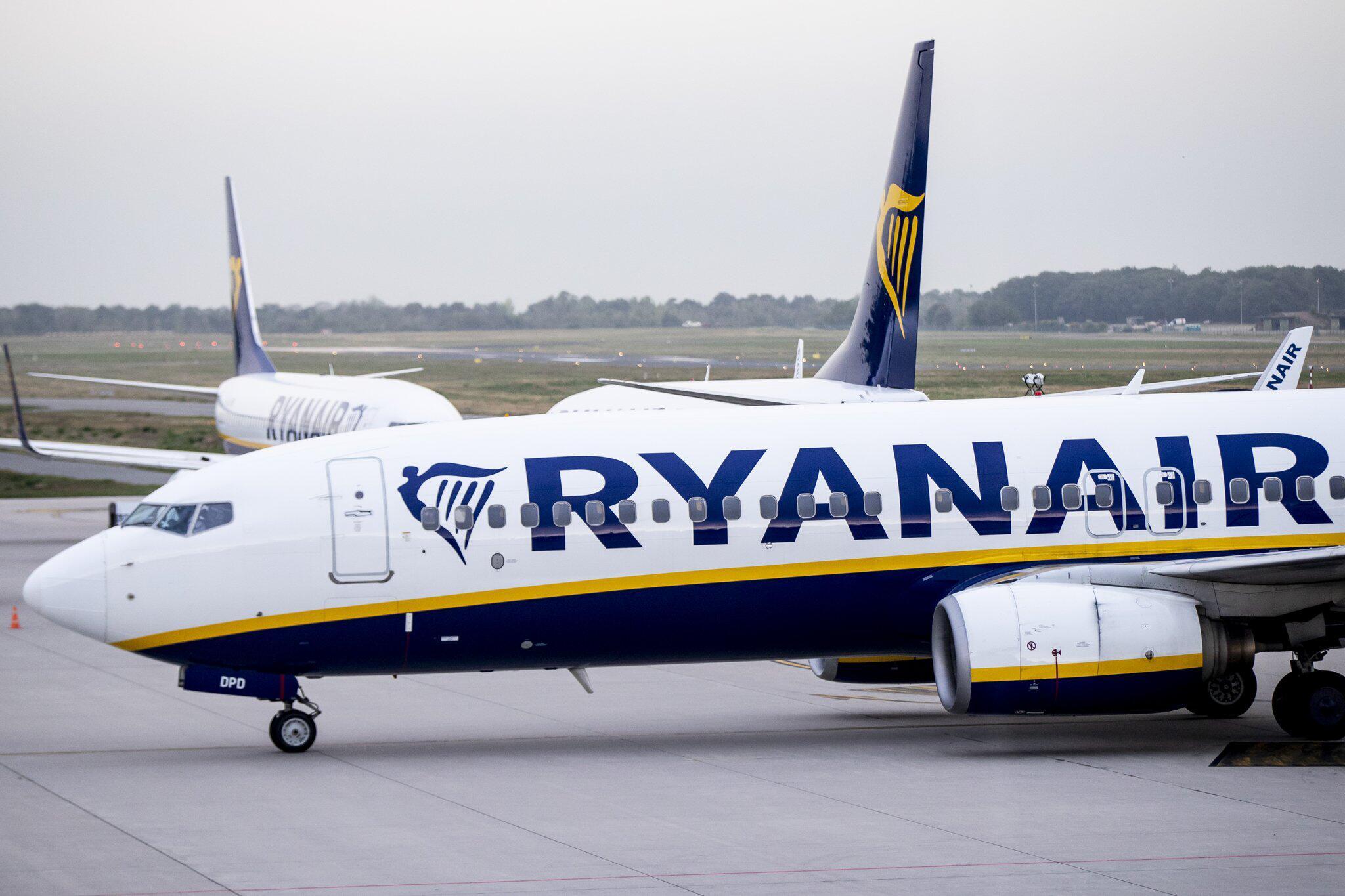 Bild zu Ryanair