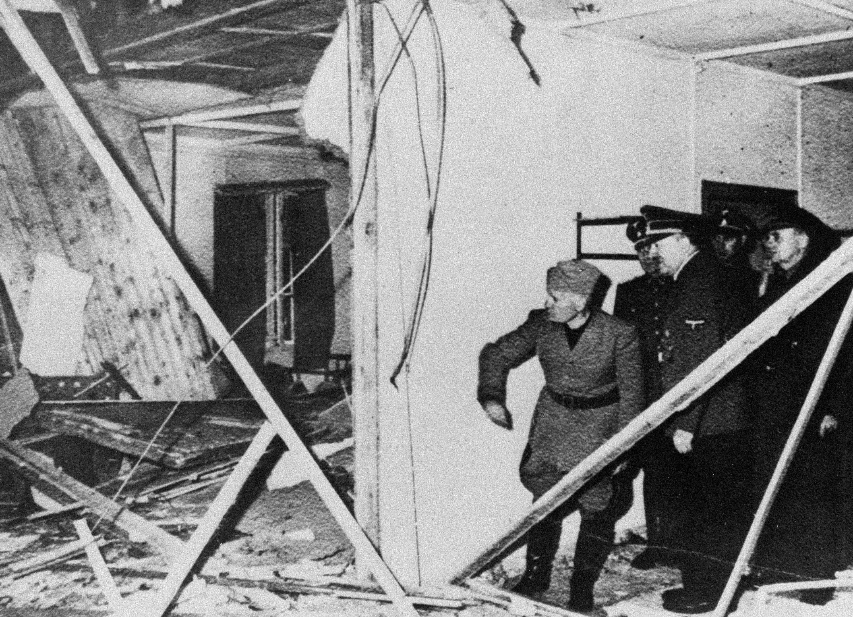 Bild zu 75 Jahre Stauffenberg-Attentat