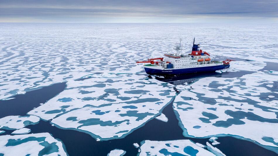 «Polarstern» kehrt von Arktis-Expedition zurück