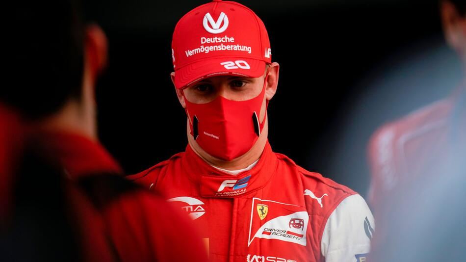 Formel 2 in Bahrain