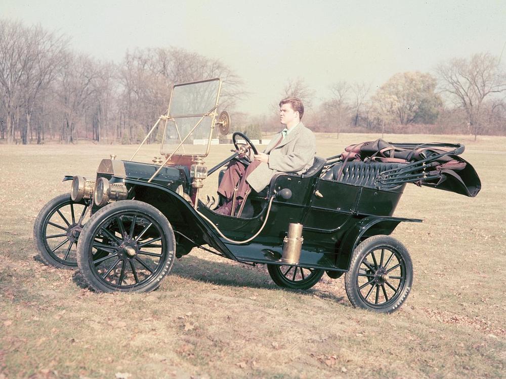Bild zu Ford Model T