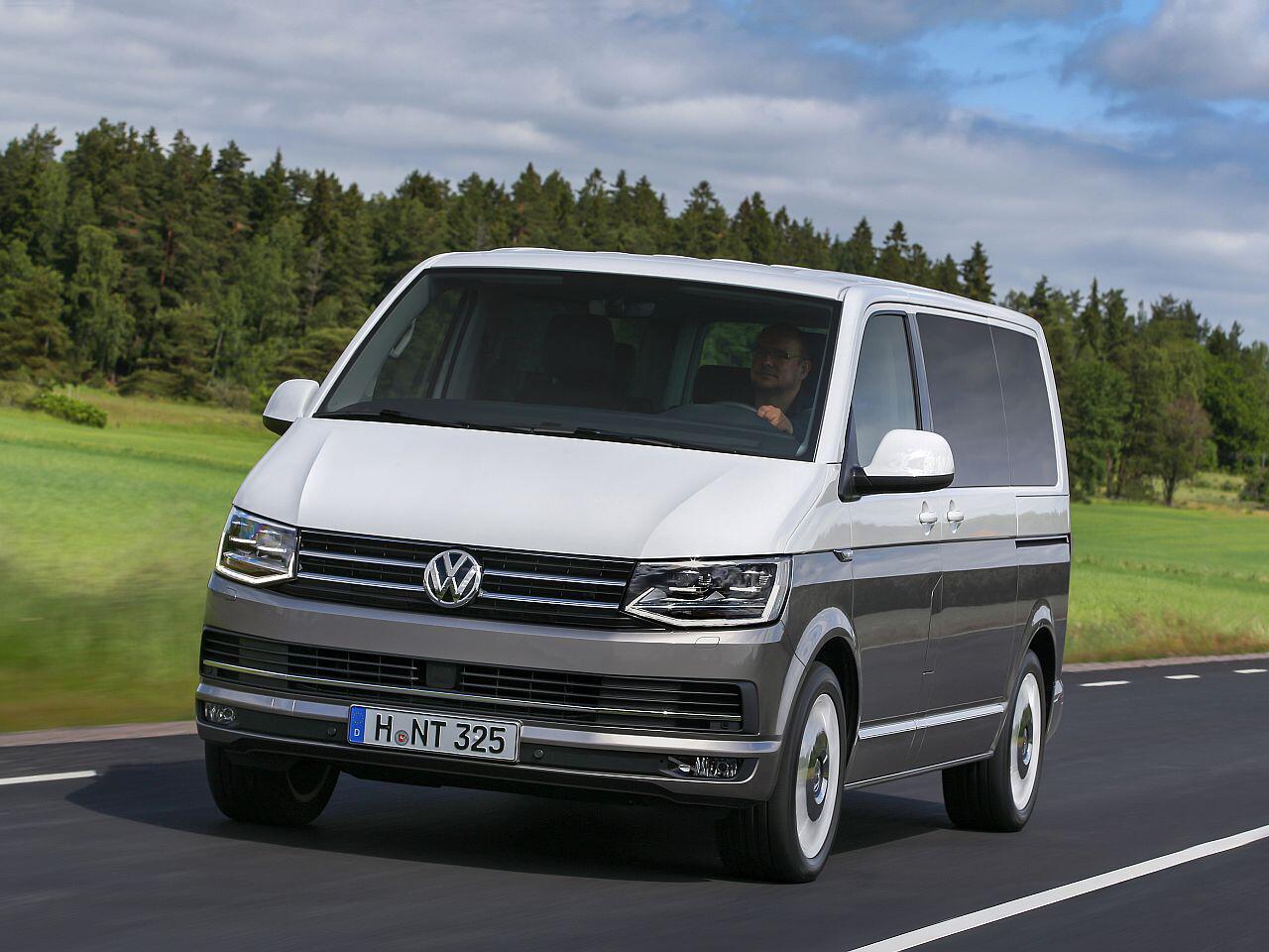 Bild zu VW T6