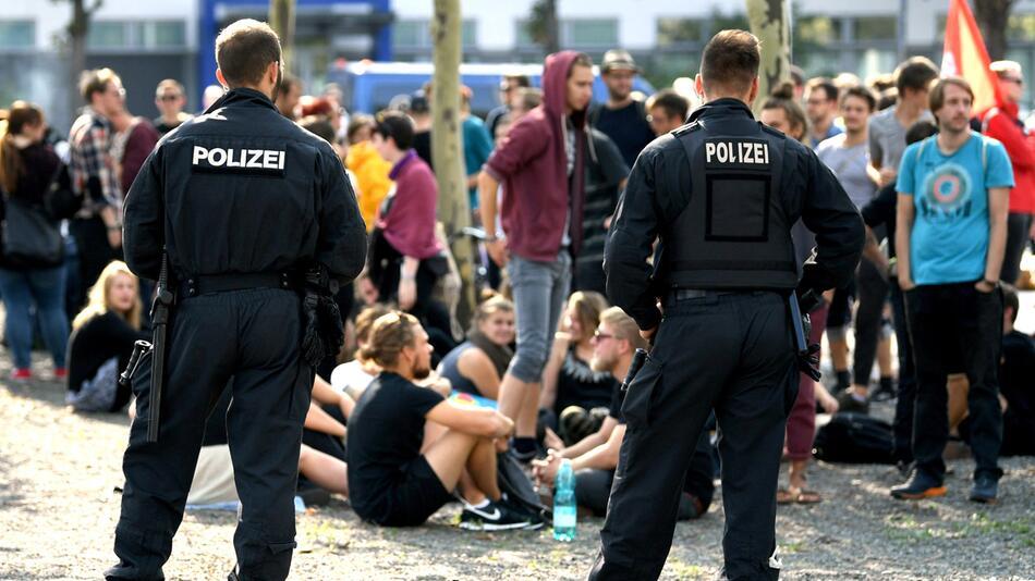 Meetings in Dresden