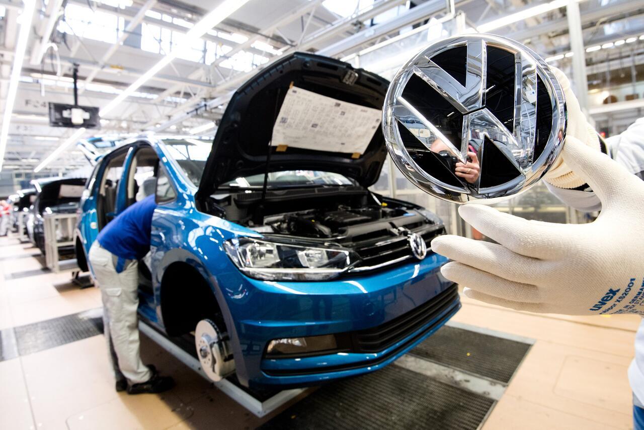 Bild zu Erfolgsprämie für VW-Mitarbeiter