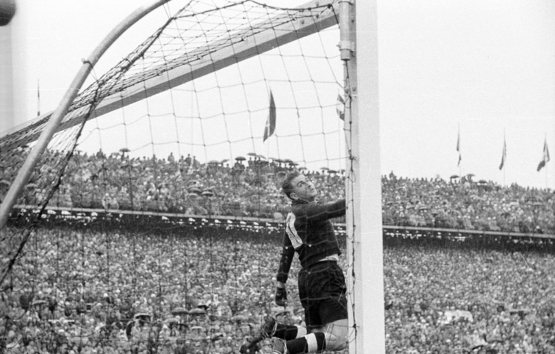 Bild zu WM 1954, Bern, Schweiz, Deutschland, Ungarn, Endspiel, Finale, Bern, Toni Turek