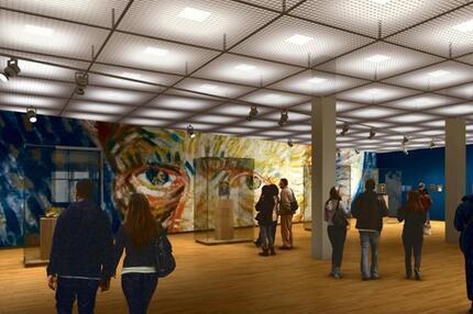 Van-Gogh-Museum in Amsterdam