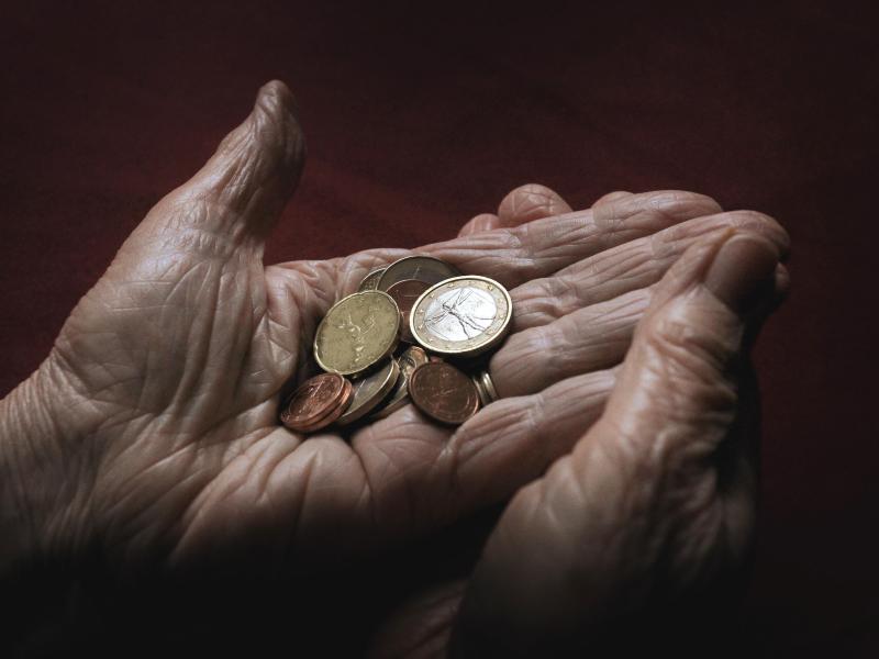 Bild zu Rente
