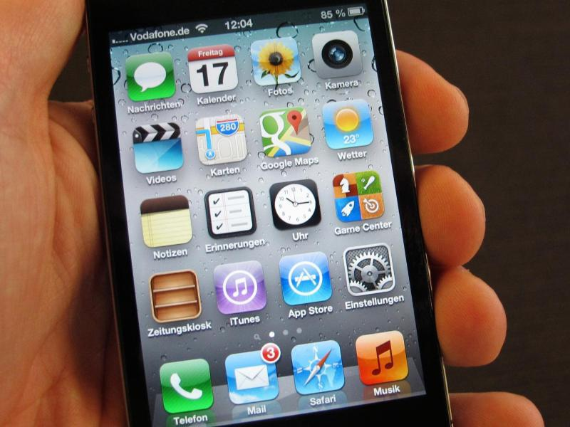 Bild zu Apps auf iPhone