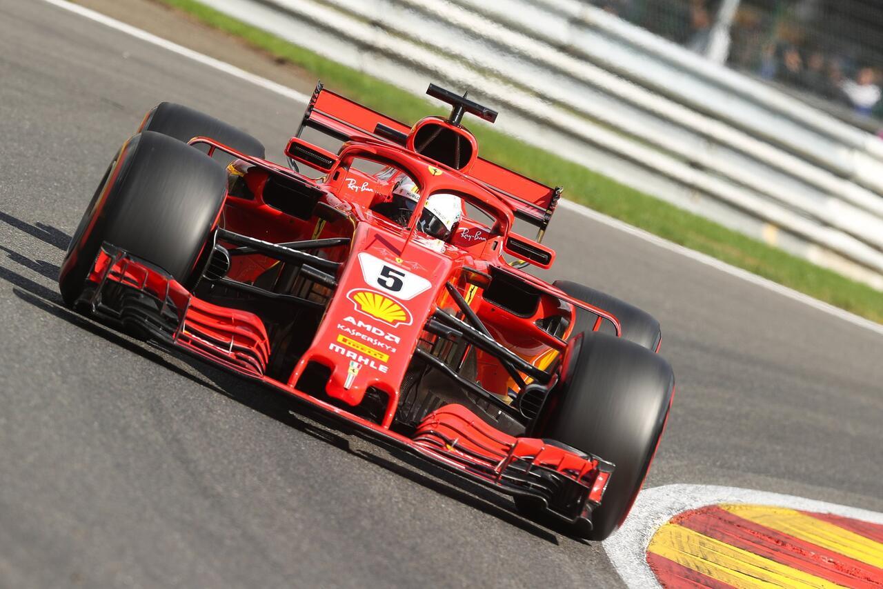 Bild zu F1 Großer Preis von Belgien - Training