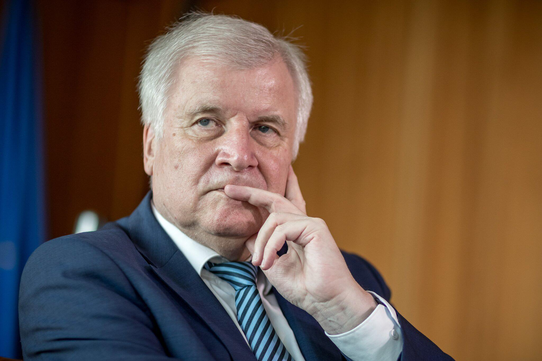 Bild zu Horst Seehofer Interview