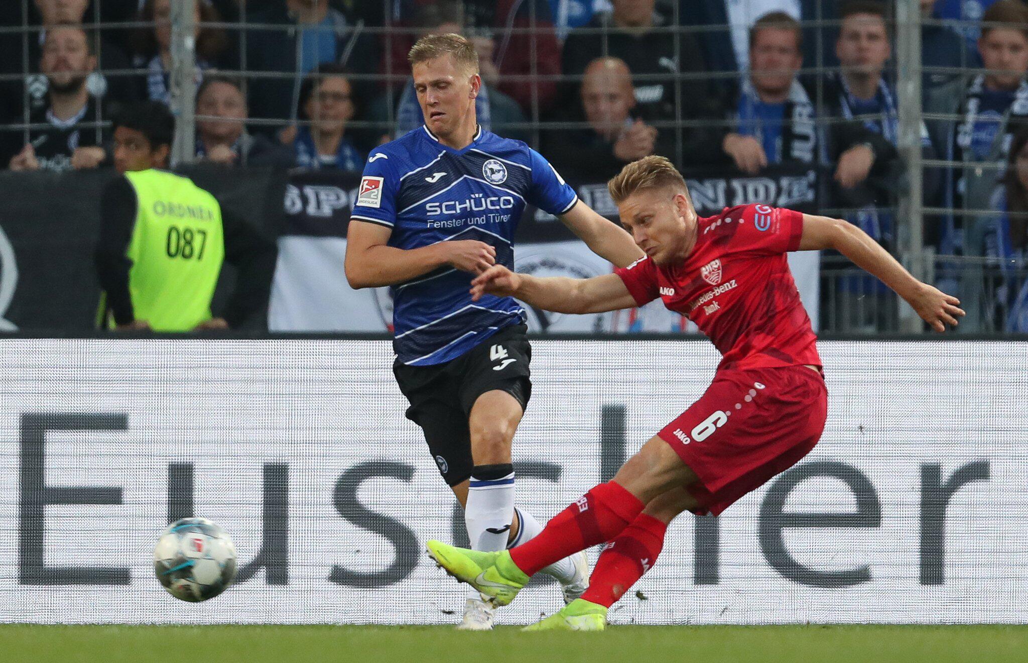 Bild zu Arminia Bielefeld - VfB Stuttgart