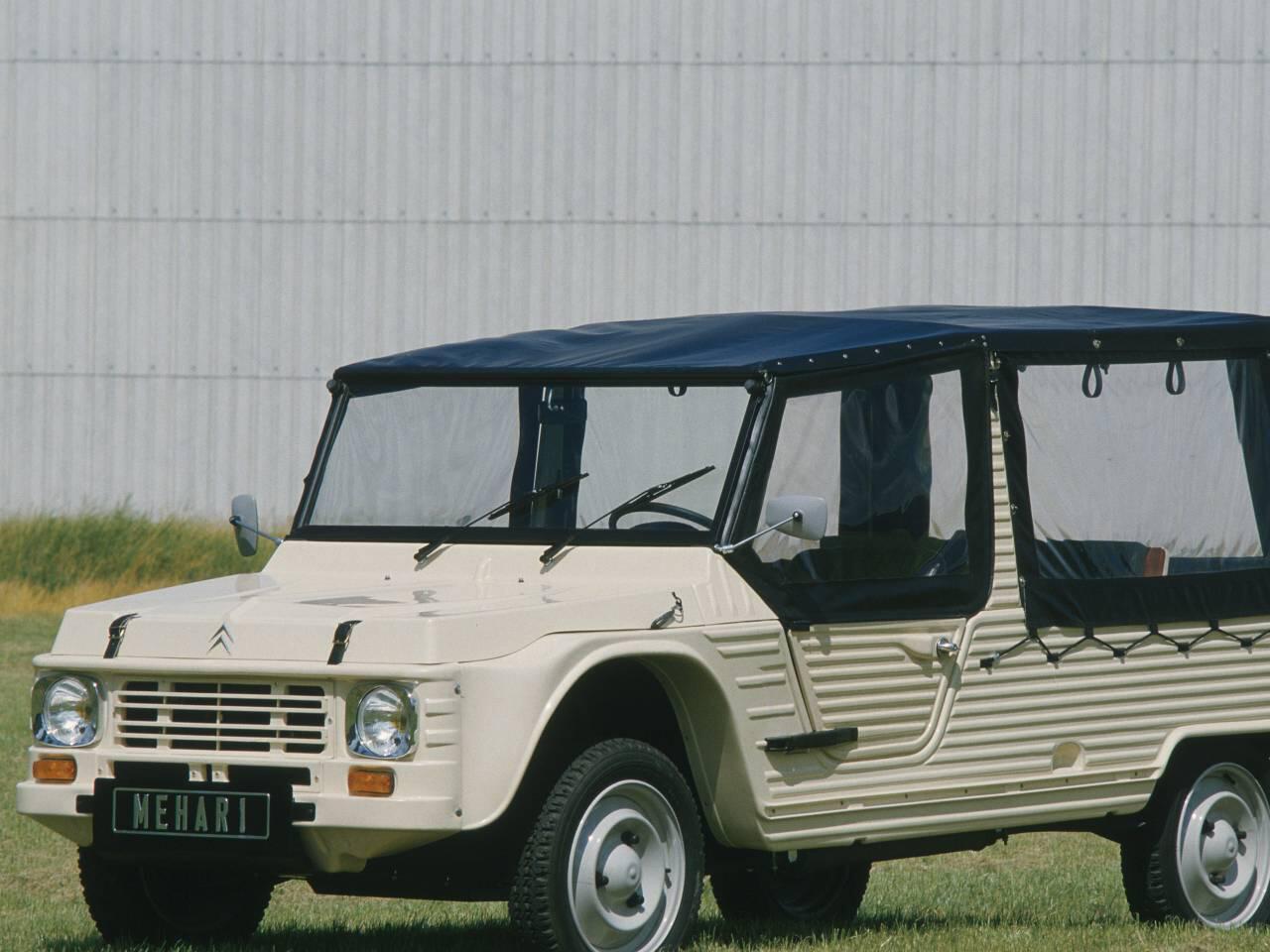 Bild zu Citroën Mehari 1968