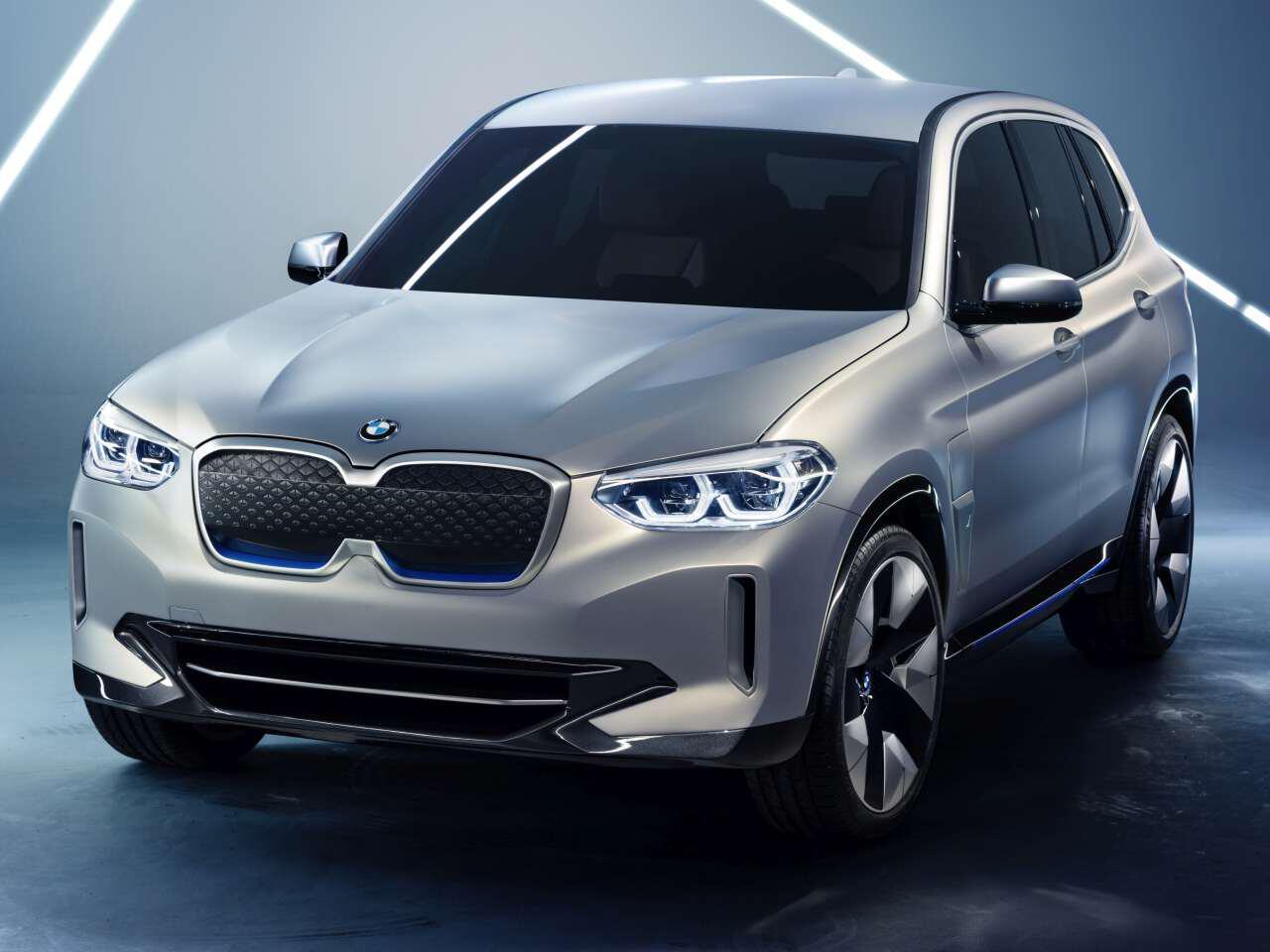 Bild zu BMW iX3 Concept