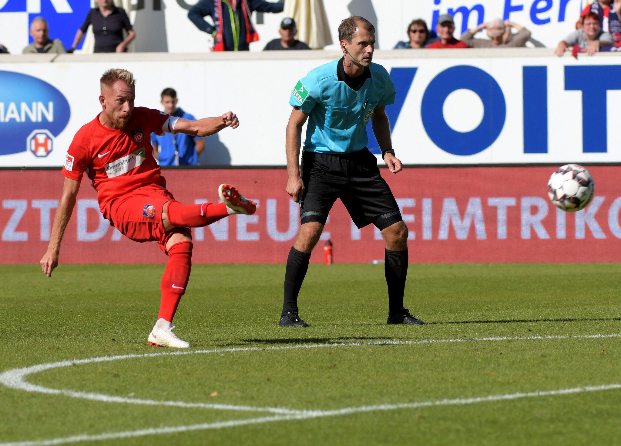 Bild zu 1. FC Heidenheim - VfL Bochum
