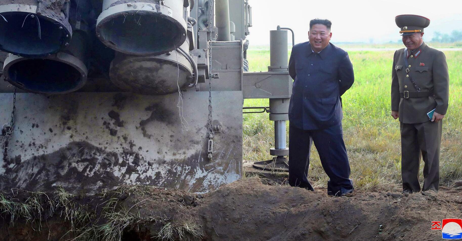 Bild zu Nordkorea - Nach dem Waffentest