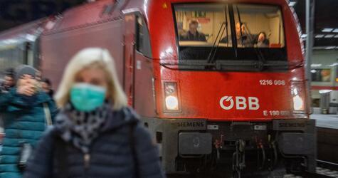 Zug, München, Hauptbahnhof, Brenner