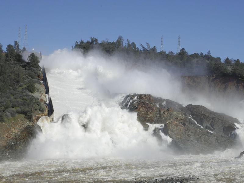 Bild zu Wassermassen