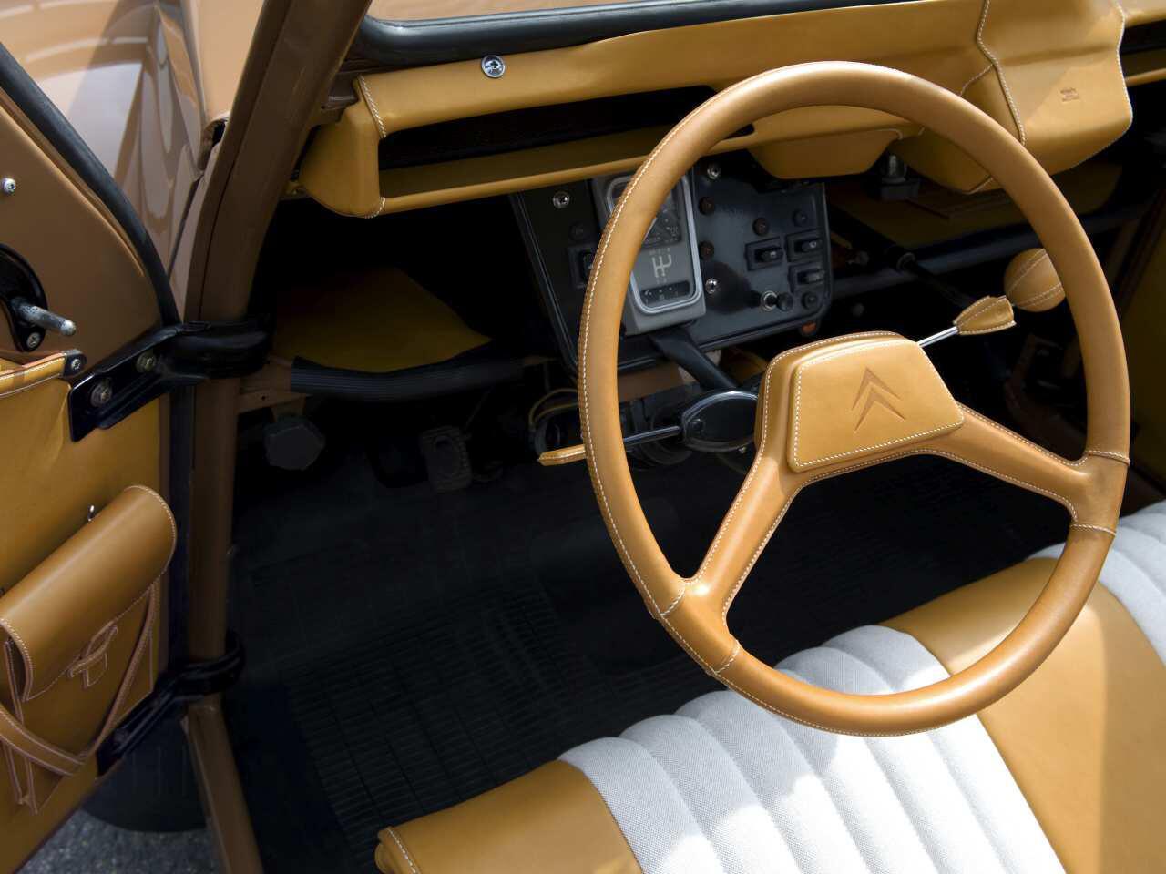 """Bild zu Citroën 2CV """"Hermes"""""""