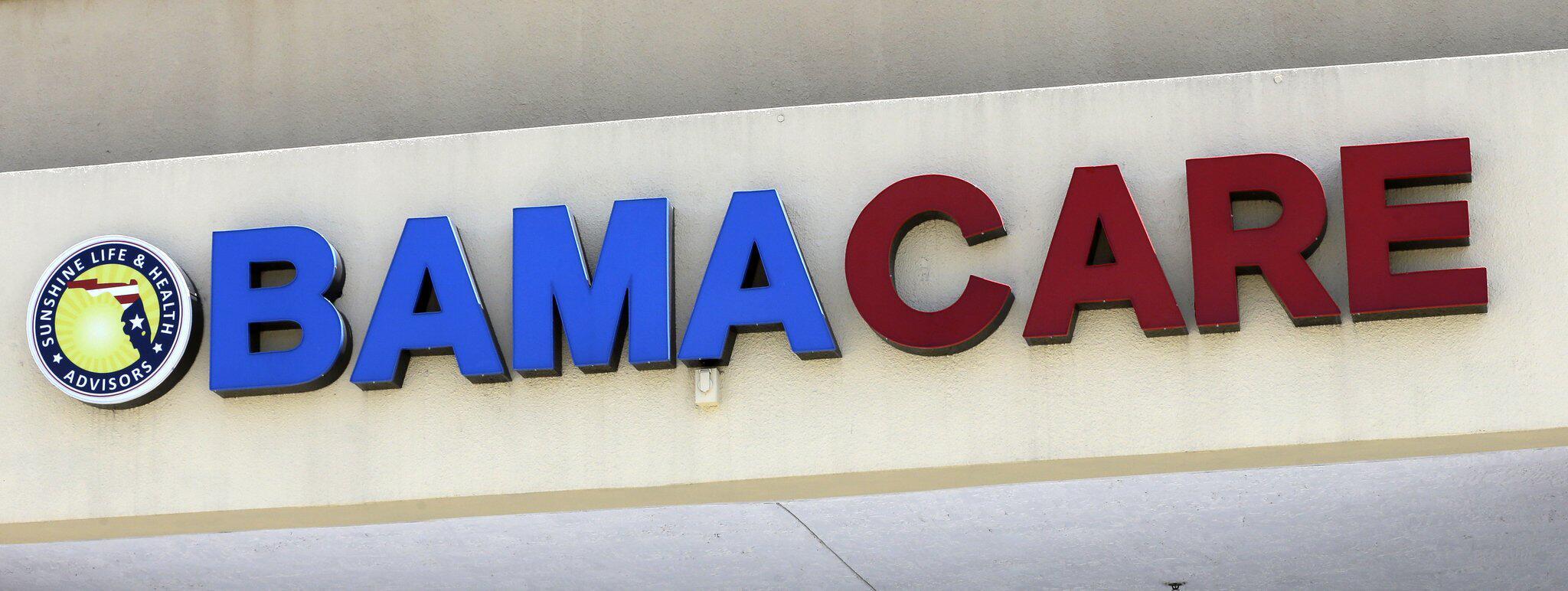 Bild zu «Obamacare» als verfassungswidrig eingestuft