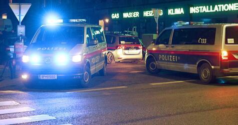 Schüsse in Wien