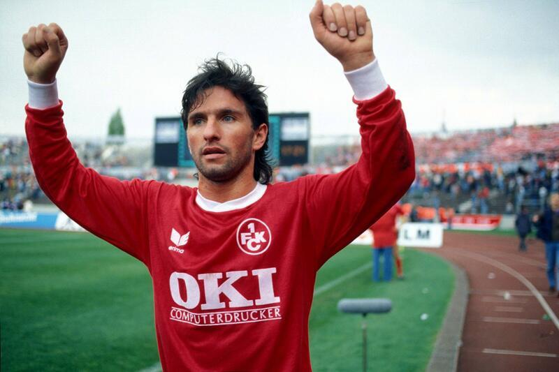 Bild zu Bruno Labbadia (1. FC Kaiserslautern): 1991
