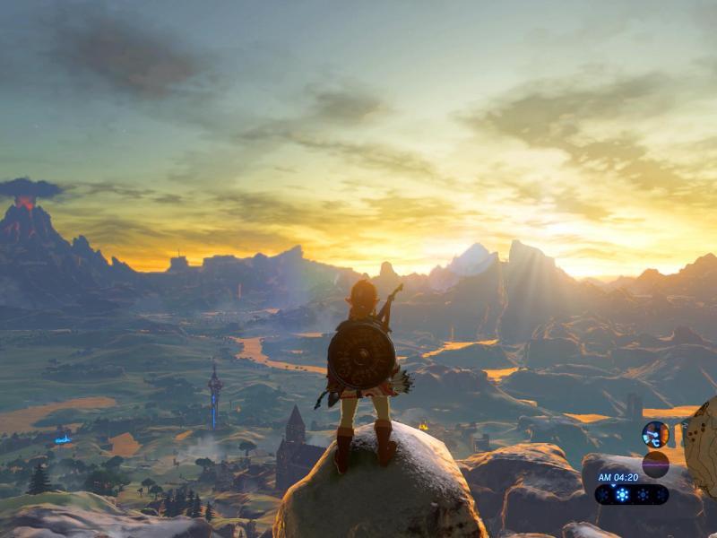 Bild zu Zelda