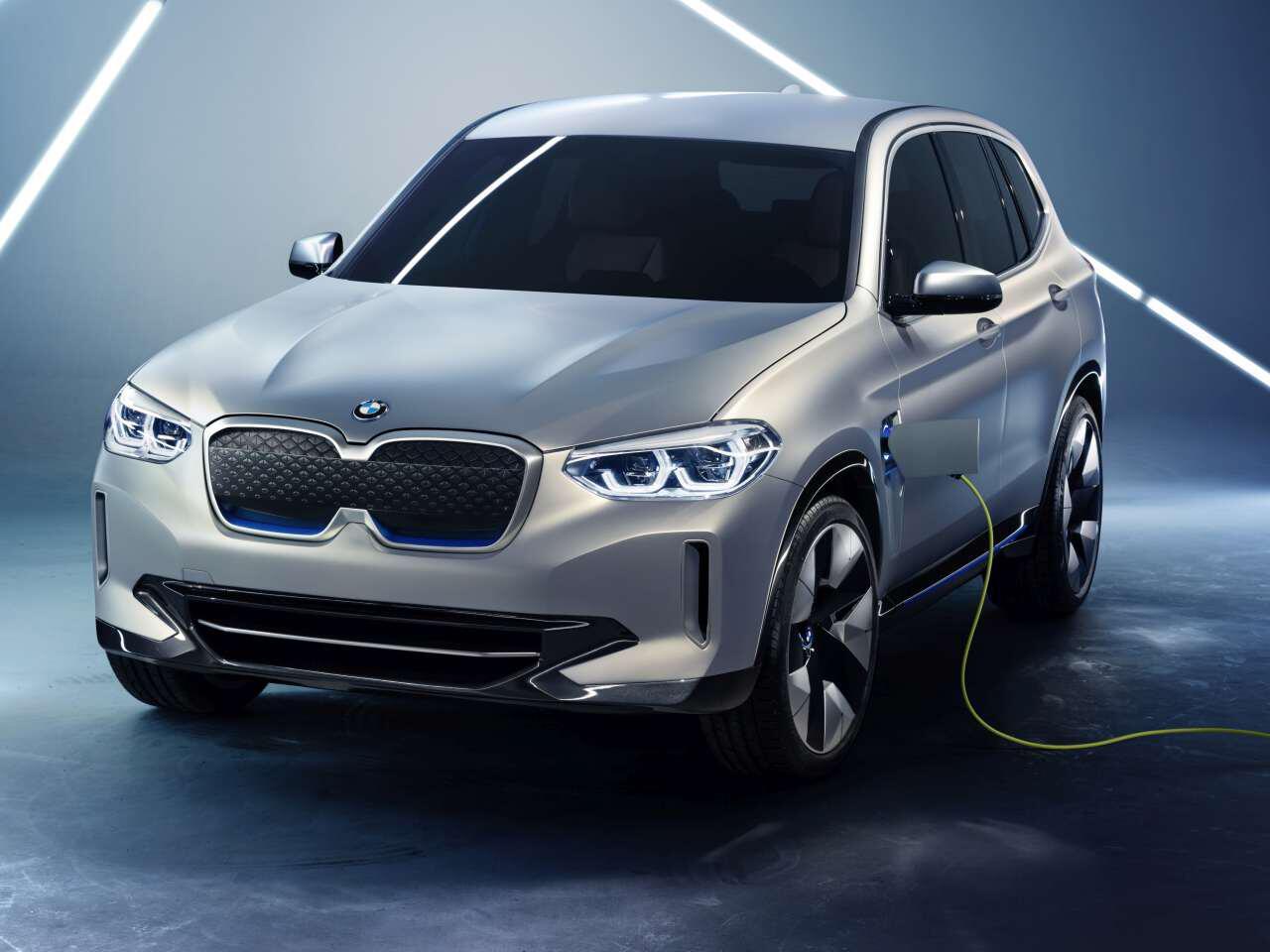 Bild zu BMW iX3 Concept SAV