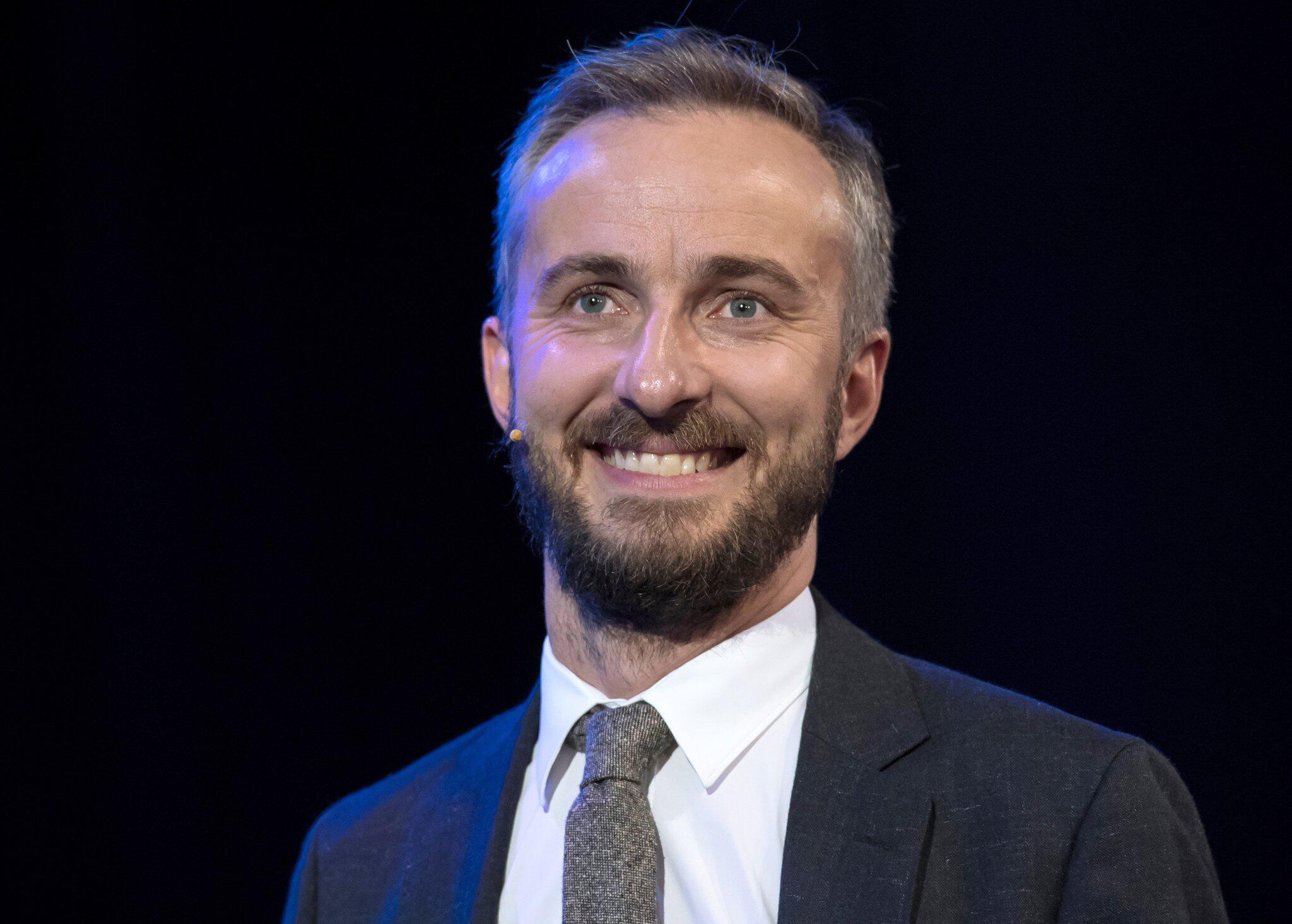Bild zu TV-Satiriker Böhmermann ist nun SPD-Genosse