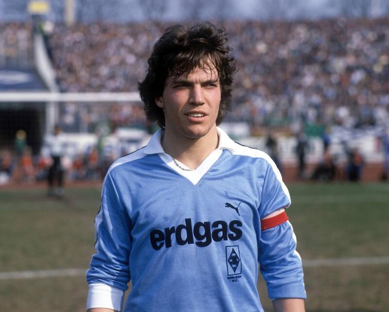 Bild zu Lothar Matthäus (Borussia Mönchengladbach): 1984