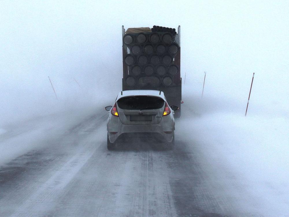 Bild zu Autofahren im Winter