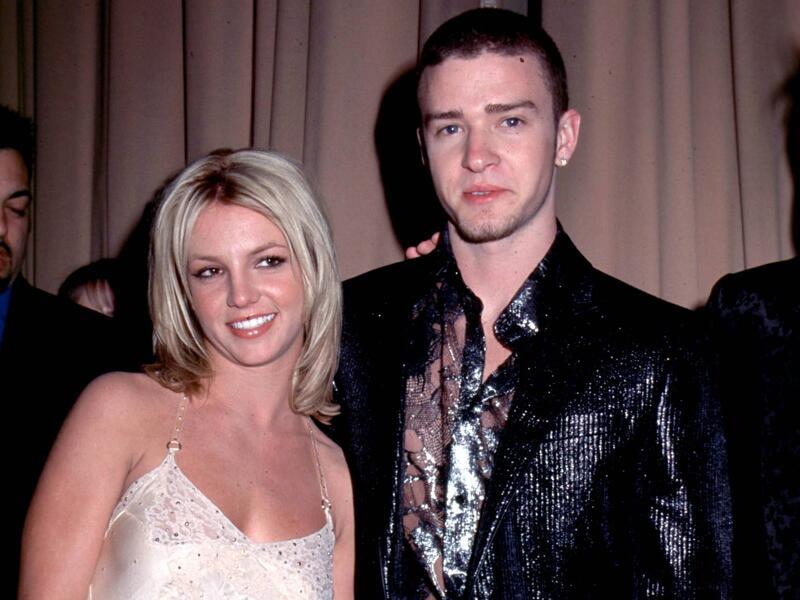Bild zu Justin Timberlake und Britney Spears