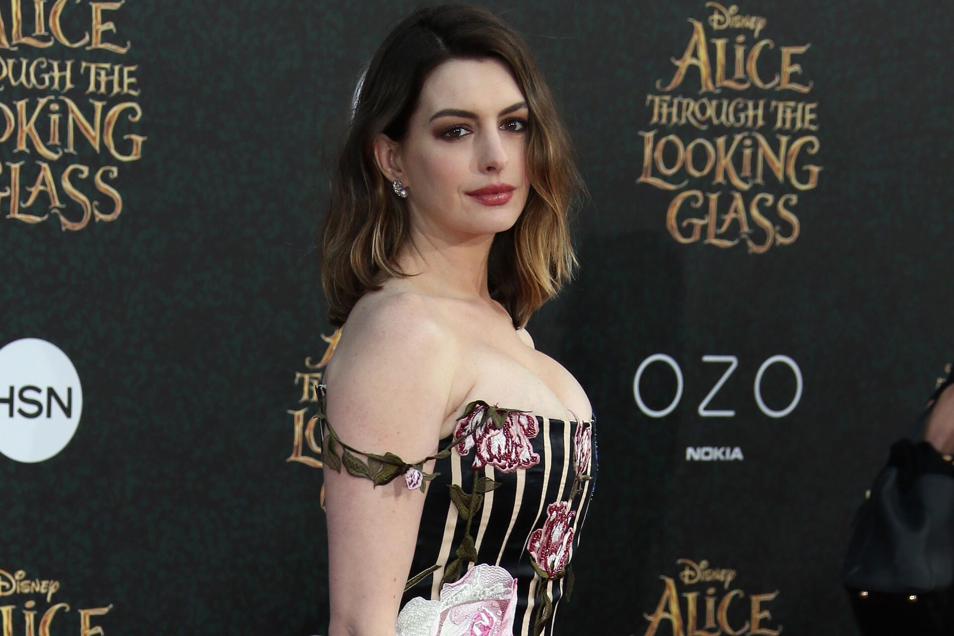 Bild zu Anne Hathaway, Schwangerschaft, Mutter, Gewicht, Abnahme, Zunahme